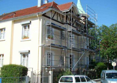 Peinture Kwast - Entreprise de peinture, ravalement de façade, isolation extérieure, revêtements de sols et murs à Mulhouse et Saint Louis (118)